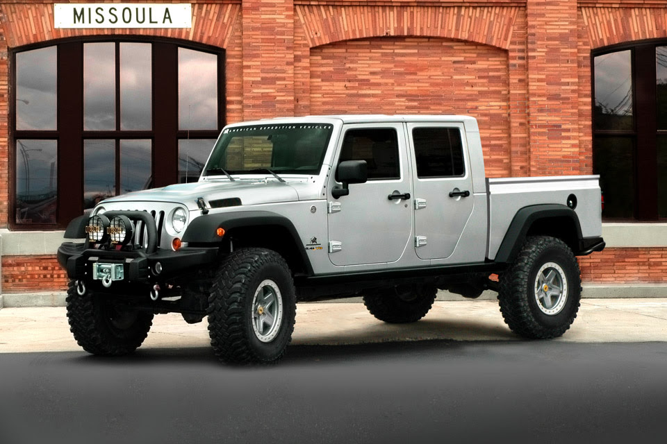 2017 Jeep Truck Price >> 2017 Jeep Pickup Price New Cars Review