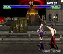 collection image wallpaper: Mortal Kombat 3ds Rom