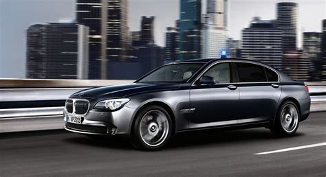 bmw adds   series high security  armored fleet