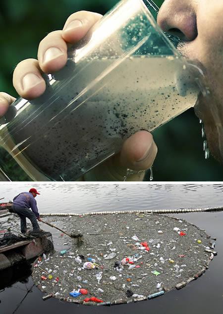 air tercemar