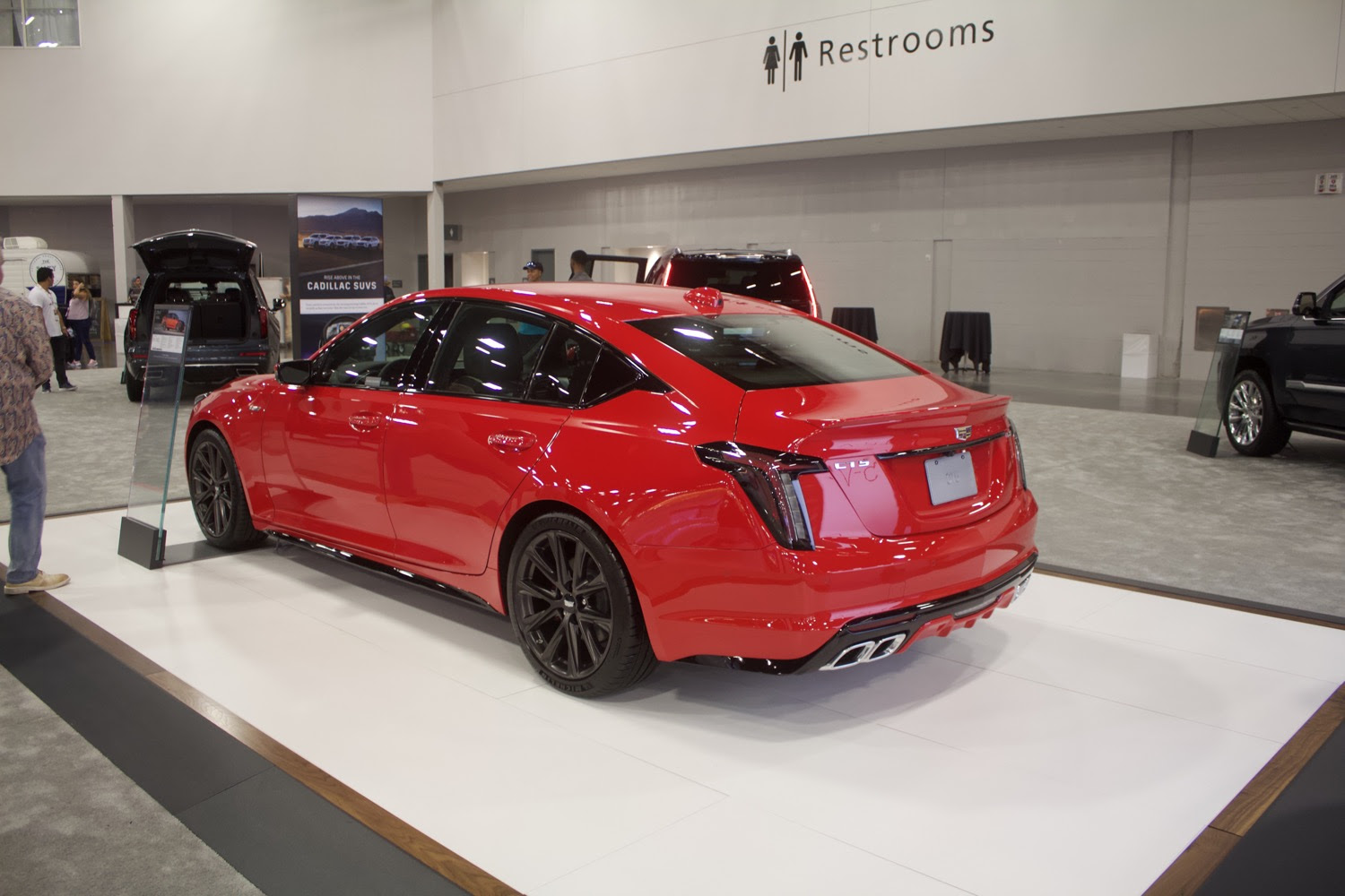 Cadillac CT5-V Makes More Power And Torque Than Estimated