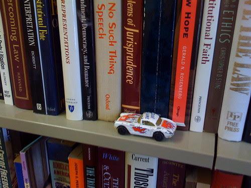 Office Shelfscape
