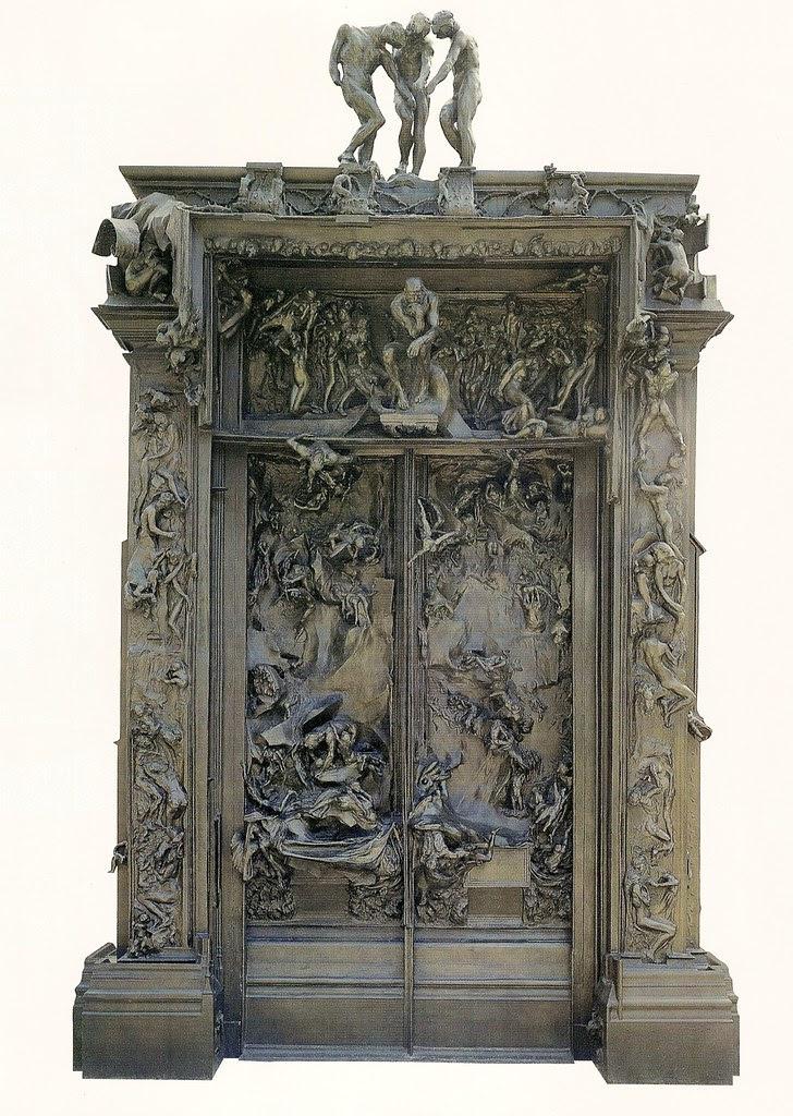 Rodin - A Porta do Inferno