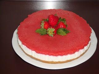 Torta di Fragole Bimby
