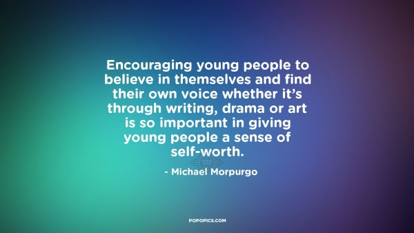 Encouraging Young People To Believe In Themselves Quotes By