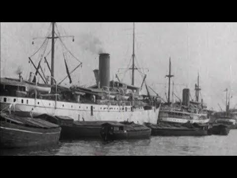 Het havenbedrijf der K.P.M  te Tandjong Priok 1927