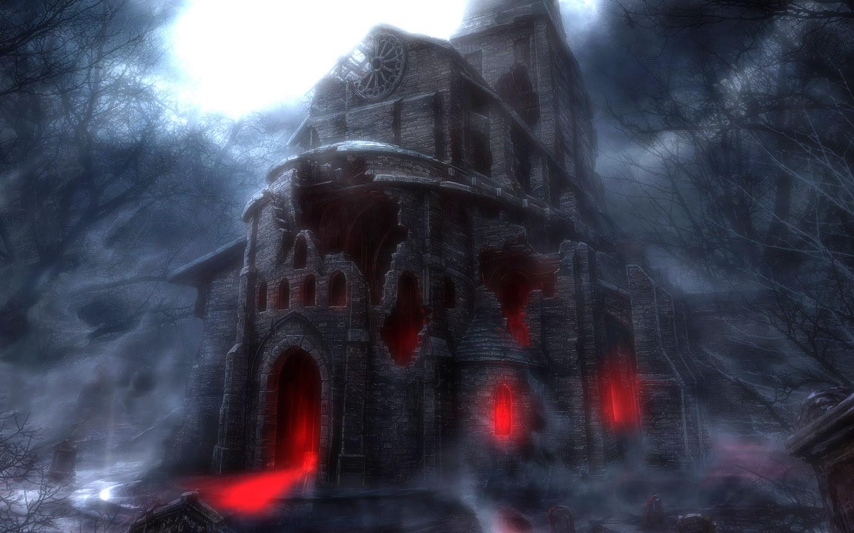 castelo sombrio,gotico