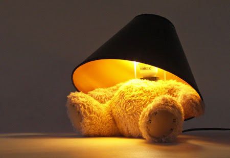 Creative and Unusual Lamp Designs