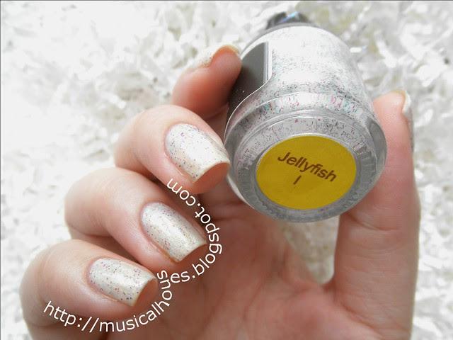 Polish Addict Nail Color Jellyfish I 1