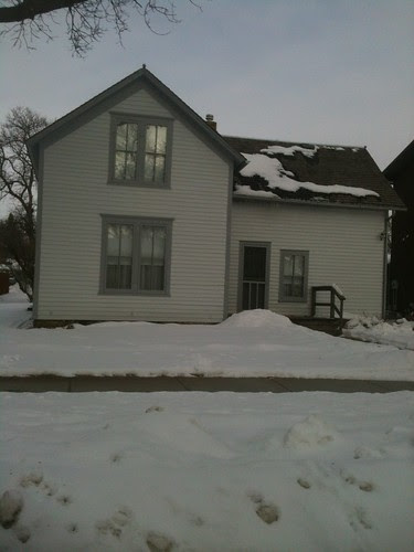 Laura ingalls wilder houses in De Smet, SD- the house that pa built