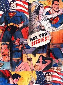 Not for Sissies by Pietro Psaier