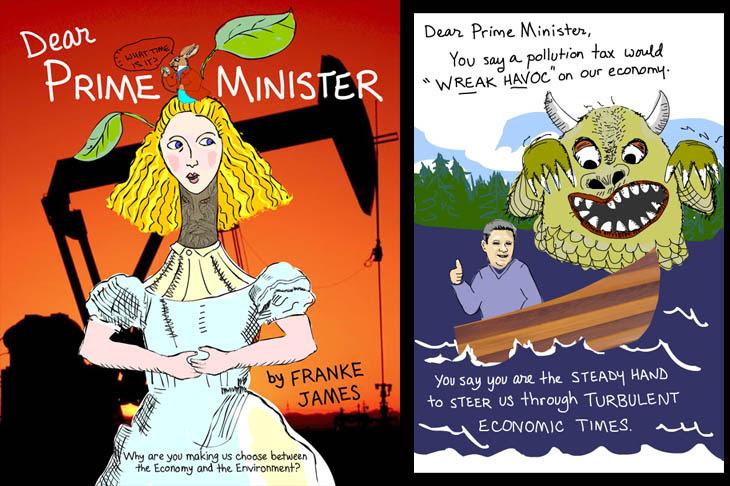 Franke James essay Dear PM