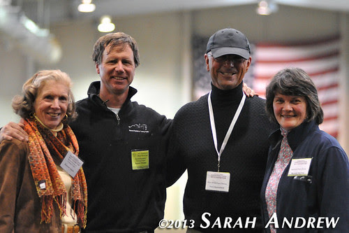 Donnan Jones, Steuart Pittman, Nick Karazissis, and Bev Strauss