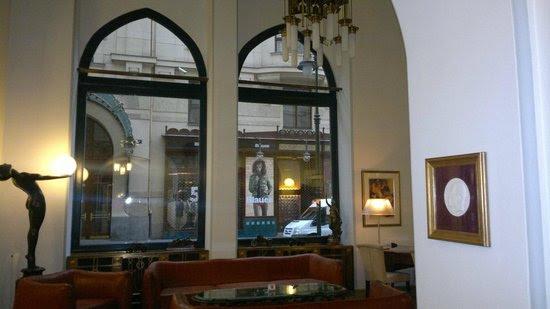 déco art déco - Picture of Hotel Paris, Prague - TripAdvisor