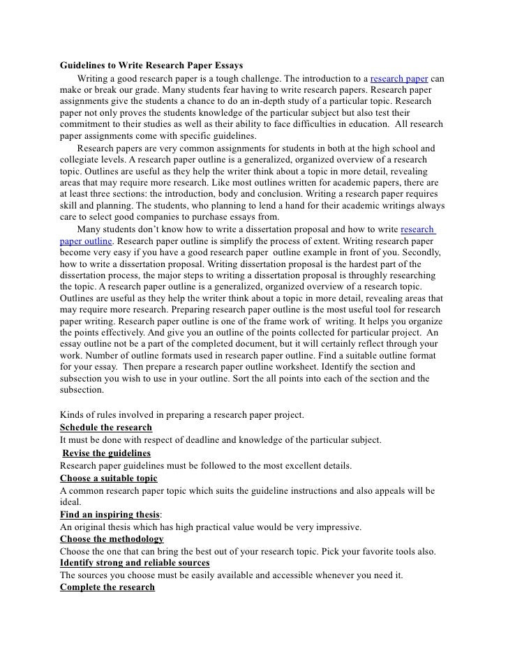 Write paper essay research to how a