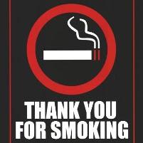 写真:たばこは善