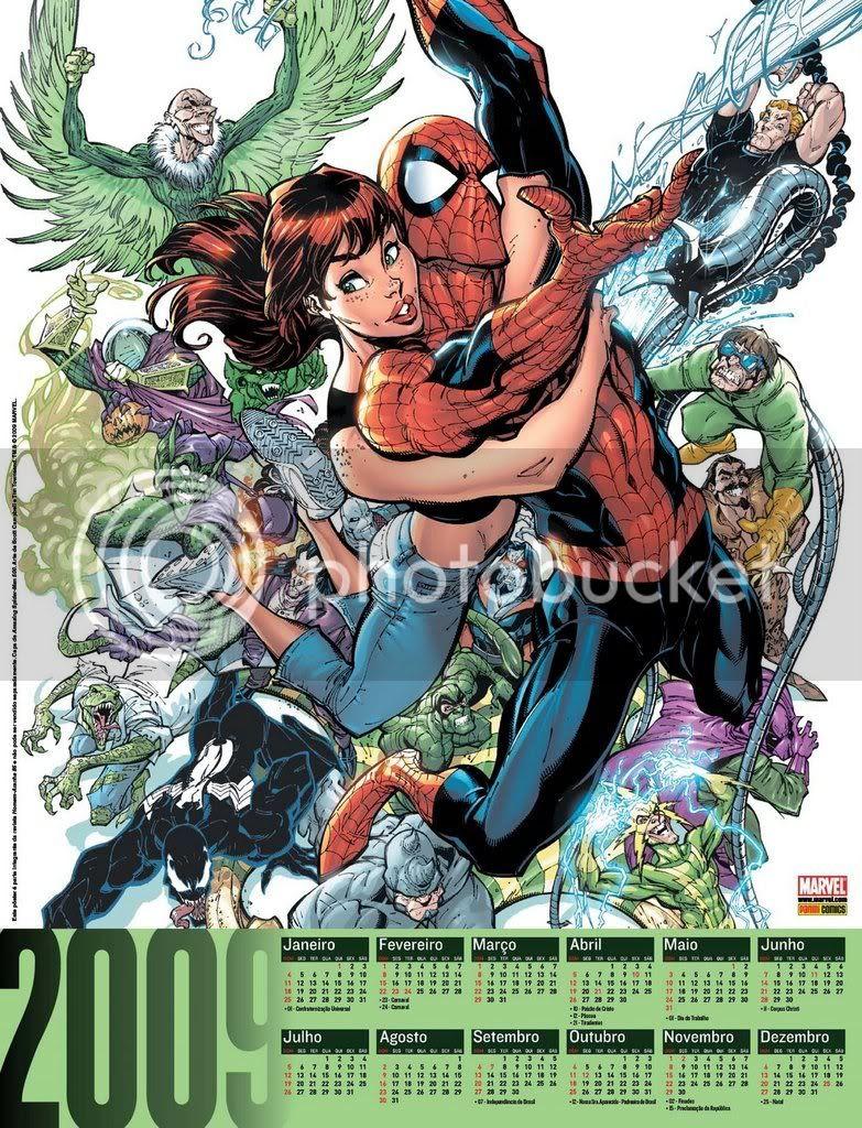 Poster Calendário 2009