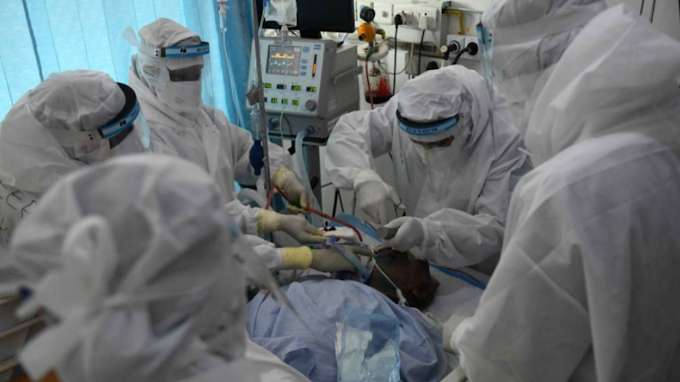 Pandemic study reveals lack of trained health personnel