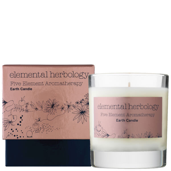 Elemental Herbology Five Element Aromatherapy Earth Candle ...