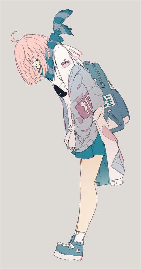anime girl drawings ideas  pinterest