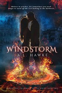 Windstorm by A.L. Hawke