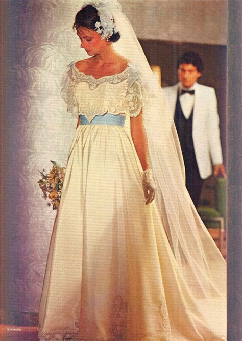 From Brides Magazine Feb/March 1980   Vintage Weddings in