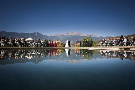 Garden of the Gods Club Weddings   Cayton Photography