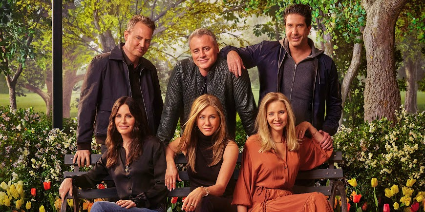 Friends: The Reunion (2021) 1080p Movie English Full Streaming