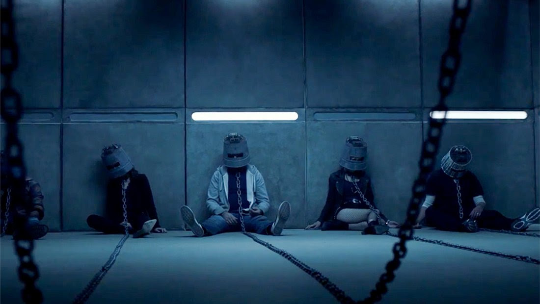 Jigsaw, aka Saw 8, aka Not The Final Chapter has new trailer and poster screenshot