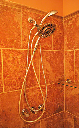 Euro-Showerhead in Room #19