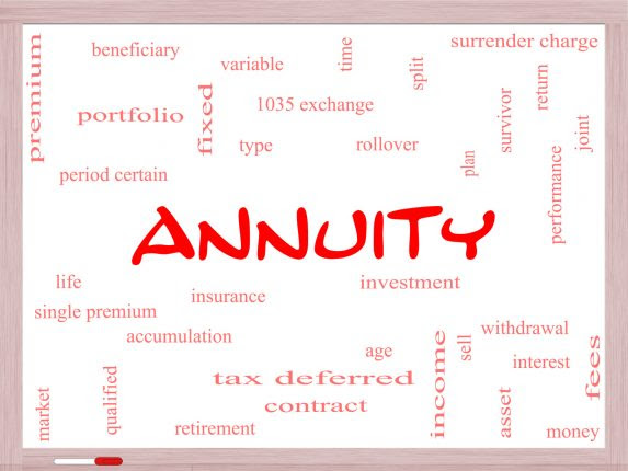 Life Annuities Archives - Insurance Updates