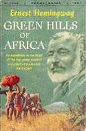 Green Hills of Africa by Ernest Hemingway (1935)
