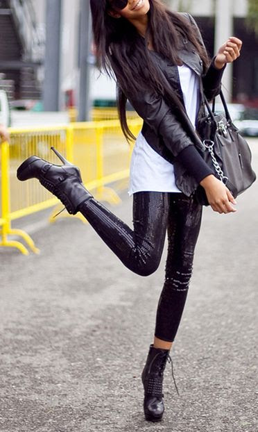 rock chic | fashforfashion -♛ STYLE INSPIRATIONS♛: rockchic