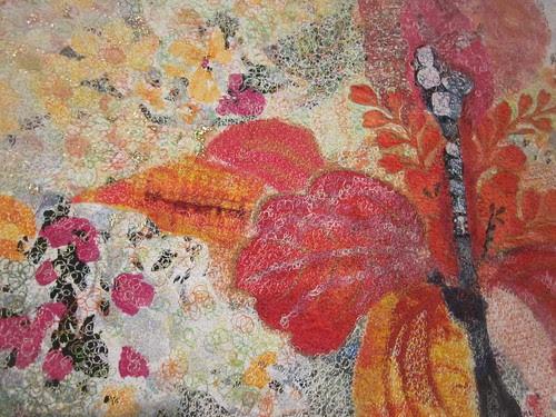 """""""Iris in My Garden"""" by Marianne Williamson, close up"""