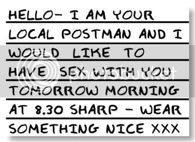 Postcard I May Send 4