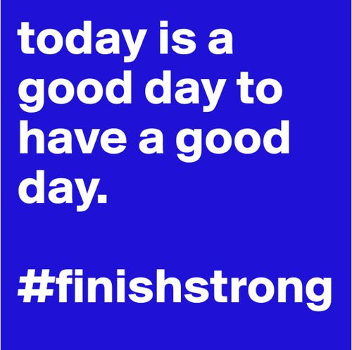 Quotes About Finish Strong 30 Quotes