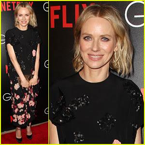 Naomi Watts Screens Her New Netflix Series 'Gypsy' in NYC!