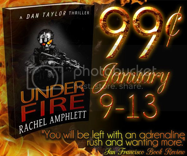 Under Fire Ad