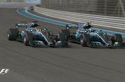 Klasemen Akhir F1 2017, Mercedes Tutup Musim dengan Apik