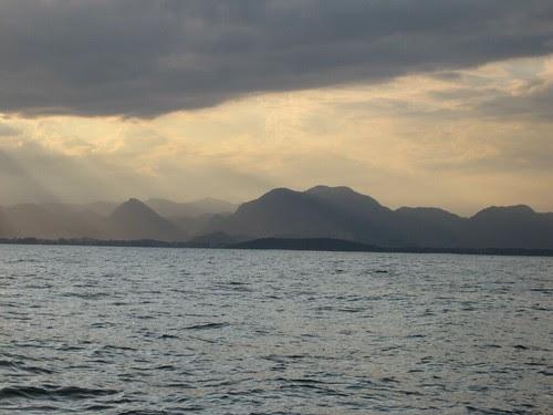 Brazil coast s Vitoria