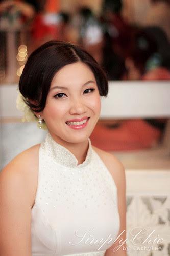 Tiffany Teh ~ Wedding Night