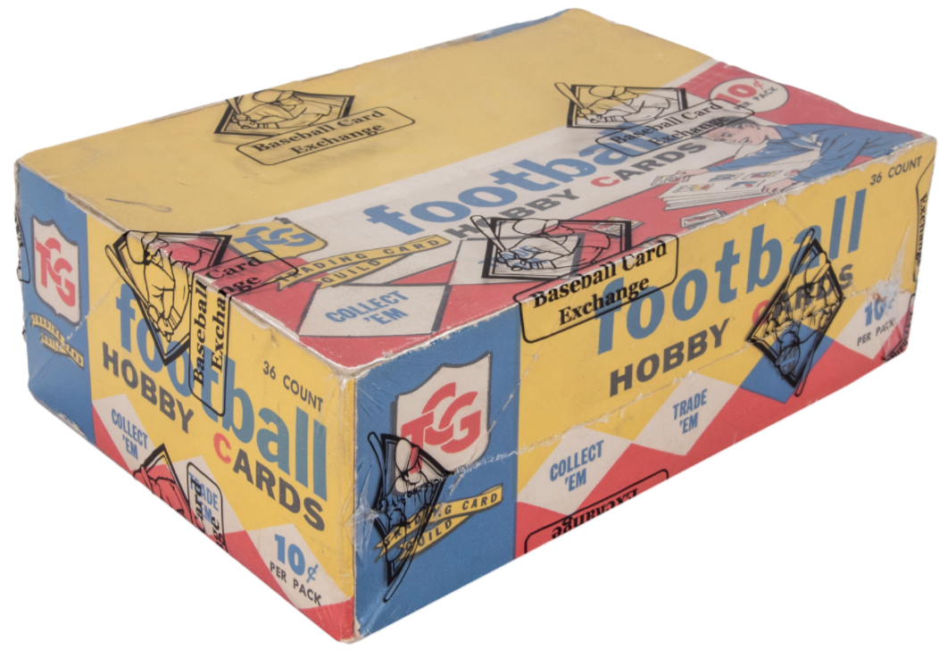 Most Expensive Sports Card Boxes  Sports Card Radio