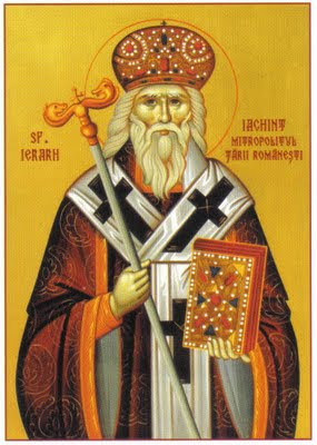 Sfantul Ierarh Iachint de Vicina