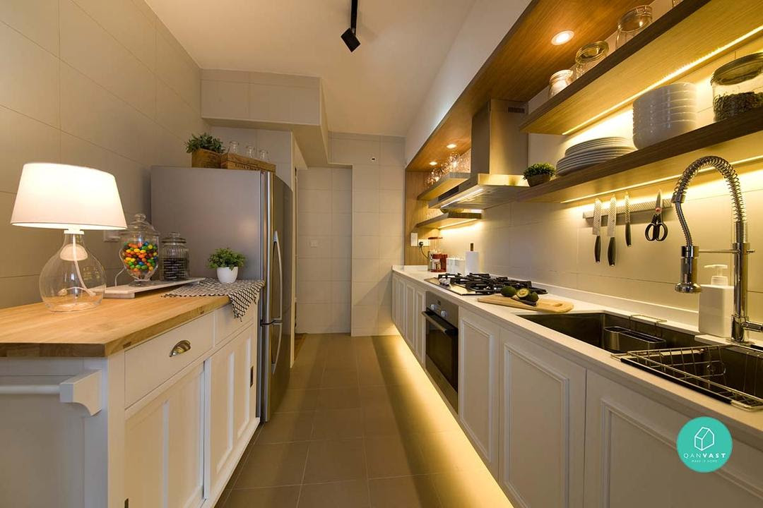 Hottest Hdb Kitchen Makeovers Qanvast