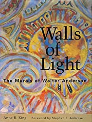 /COVER OF WALLS OF LIGHT, BY ANNE R. KING