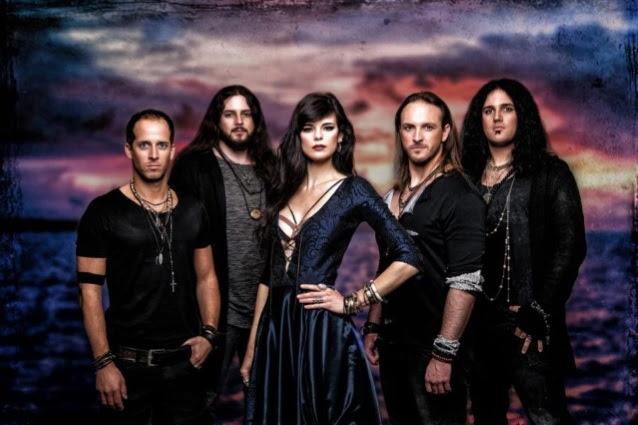 Visions Of Atlantis band 2018