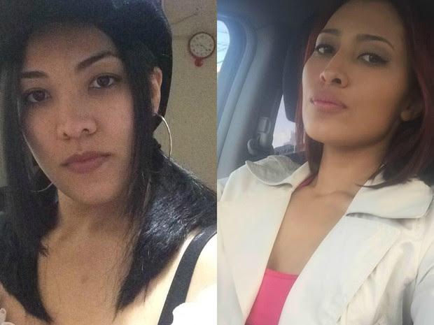 Irmãs brasileiras encontradas mortas no Japão (Foto: Maria Aparecida Amarilha/ Arquivo Pessoal)
