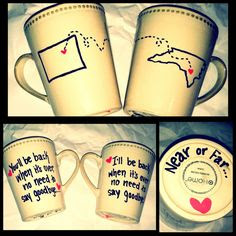 ... Leaving Gift, Friend Moving Away Gifts, College Gifts, Gift Idea