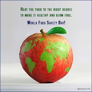 World food safety day 2020: quotes, theme and slogans,pic and photos