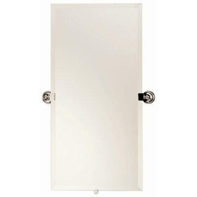 Modern Beveled Mirror | Wayfair